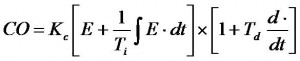 Interacting Equation